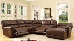 Modern Sectional Sofa With Chaise Microfiber Sectional Sofa Chaise Recliner Centerfieldbar With