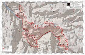 Oregon Wildfire Map by Northwest Interagency Coordination Center 9 15 2014 36 Pit Fire