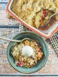 apple pear crumble cranberry apple pear vegan crumble a virtual vegan
