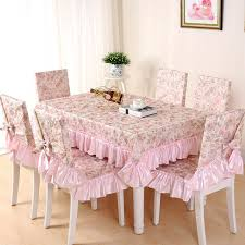 cloth chair covers fashion floral printed tablecloth dining table cloth chair cover