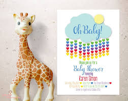 rainbow baby shower ideas popsugar moms