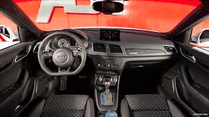 Audi Q3 Interior Pictures 2015 Abt Audi Rs Q3 Interior Hd Wallpaper 8
