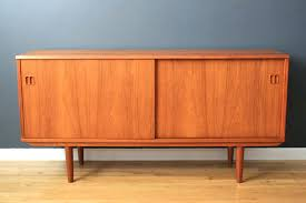 credenza sideboard mid century modern design rosewood sideboard