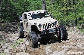 jeep rock crawler falken jk recon extreme rock crawler