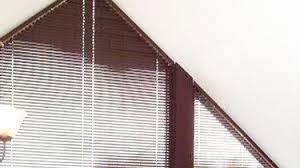 Blinds For Angled Windows - blinds u0026 shades for angled windows blinds com