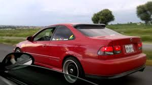 honda civic jdm civic sir em1 2000 jdm mexico youtube