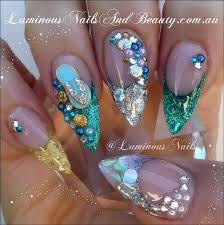 best 25 luminous nails ideas on pinterest sculptured acrylic
