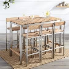 Tall Outdoor Table Bar Stools Journey Barstool Silver Walnut Low Bar Stool Table