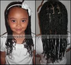beaded braid hairstyles kids braided hairstyles for girls beads braids and beyond box
