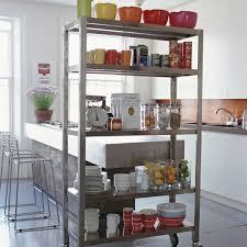 standregal küche drahtregale in der küche praktisch und schön archzine net