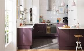 cuisine en u ouverte sur salon attractive separation entre cuisine et salon 5 une cuisine