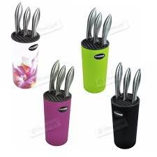 kitchen knives block modern knife block plastic universal storage kitchen knives block