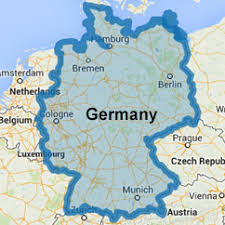 map of gemany germany insight vacations