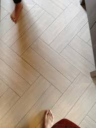 Herringbone Bathroom Floor by Recommended Floor Pattern For Bathroom Excellent Example Of