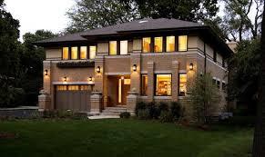 frank lloyd wright inspired home plans prairie style house studio frank lloyd wright inspired