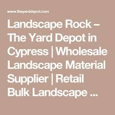 Bulk Landscape Rock by 54 Best Patio Rebuild Ideas Images On Pinterest Backyard Ideas