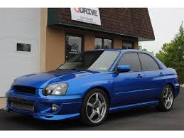 modified subaru 2004 subaru impreza wrx sti