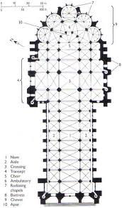 Cathedral Floor Plan Gothic