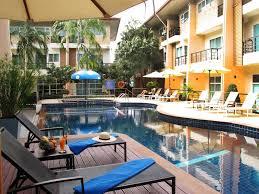 guesthouse wonderful pool house at kata kata beach thailand