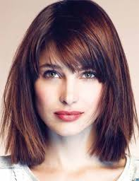hairstyles for angular faces medium length layered hairstyles for square faces