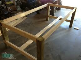 make your own dining room table 9448