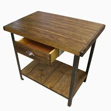 reclaimed kitchen islands buy a hand made reclaimed wood industrial kitchen island made to