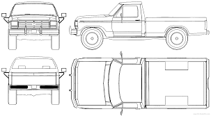 78 Ford F150 Truck Bed - ford f 100 pick up 1978 gif gif image 1817 1001 pixels