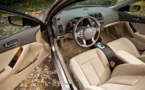 Nissan Altima Interior 2016 - 2012 nissan altima 2 5s editors u0027 notebook automobile magazine