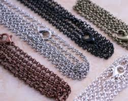 necklace chains wholesale images Wholesale chain etsy jpg