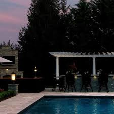 Pool Houses With Bars by Outdoor Kitchens U0026 Bars Outdoor Bars Long Island