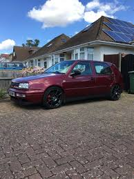 used 1997 volkswagen golf mk3 mk4 vr6 for sale in kent pistonheads