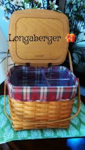 2134 best longaberger baskets images on pinterest baskets