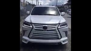 lexus lx suv gas mileage lexus lx 570 2017 2018 first look fully modified lexus lx 2018
