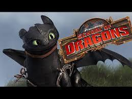 dragons dragons 101 toothless night fury