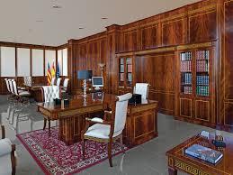 ligne bureau bureau de direction luxe