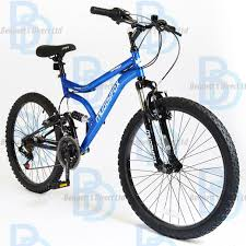 ferrari bicycle kids muddyfox typhoon 24 boys dual suspension bike review road and