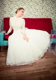 vintage wedding dresses at dragonfly dress design rock n roll bride