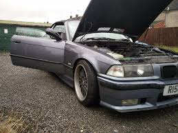 bmw 328i e36 manual not drift rwd convertible modified impreza
