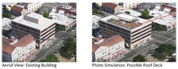 palo alto city council rejects company u0027s rooftop deck proposal