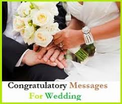 marriage congratulations message congratulation messages congratulation wedding messages