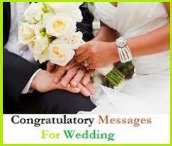 wedding congrats message congratulation messages congratulation wedding messages