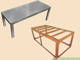 Model Building Desk How To Build A Model Railroad 13 Steps With Pictures Wikihow