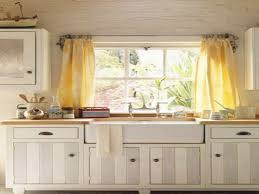 window treatment ideas for kitchens kitchen window curtain ideas