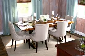 popular cloth dining room chairs topup wedding ideas beautiful cloth dining room chairs with diningroom gray reveal design with wooden dining table complete with