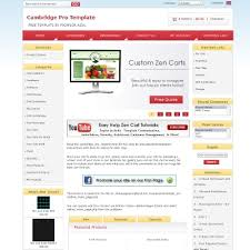 cambridge pro 0 00 zen cart zen cart templates mobile