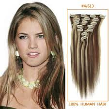real hair clip in extensions 16 34 inch clip in hair extensions cheap clip in human hair
