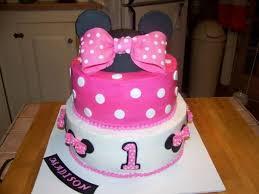 minnie mouse birthday cakes pinterest