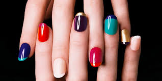 polish the nail bar