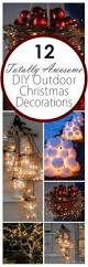 50 cheap u0026 easy diy outdoor christmas decorations prudent penny
