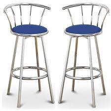 fanciful blue bar stools plain decoration blue bar stool home